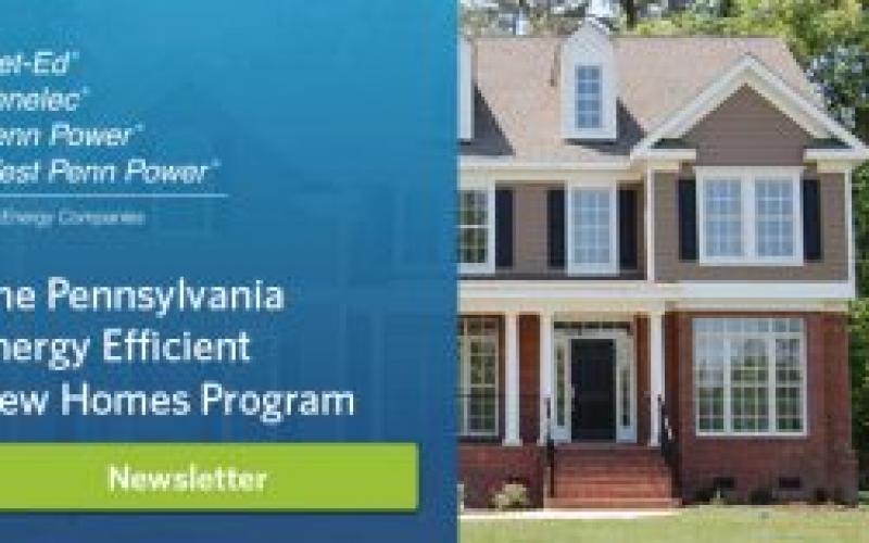 New Homes Newsletter